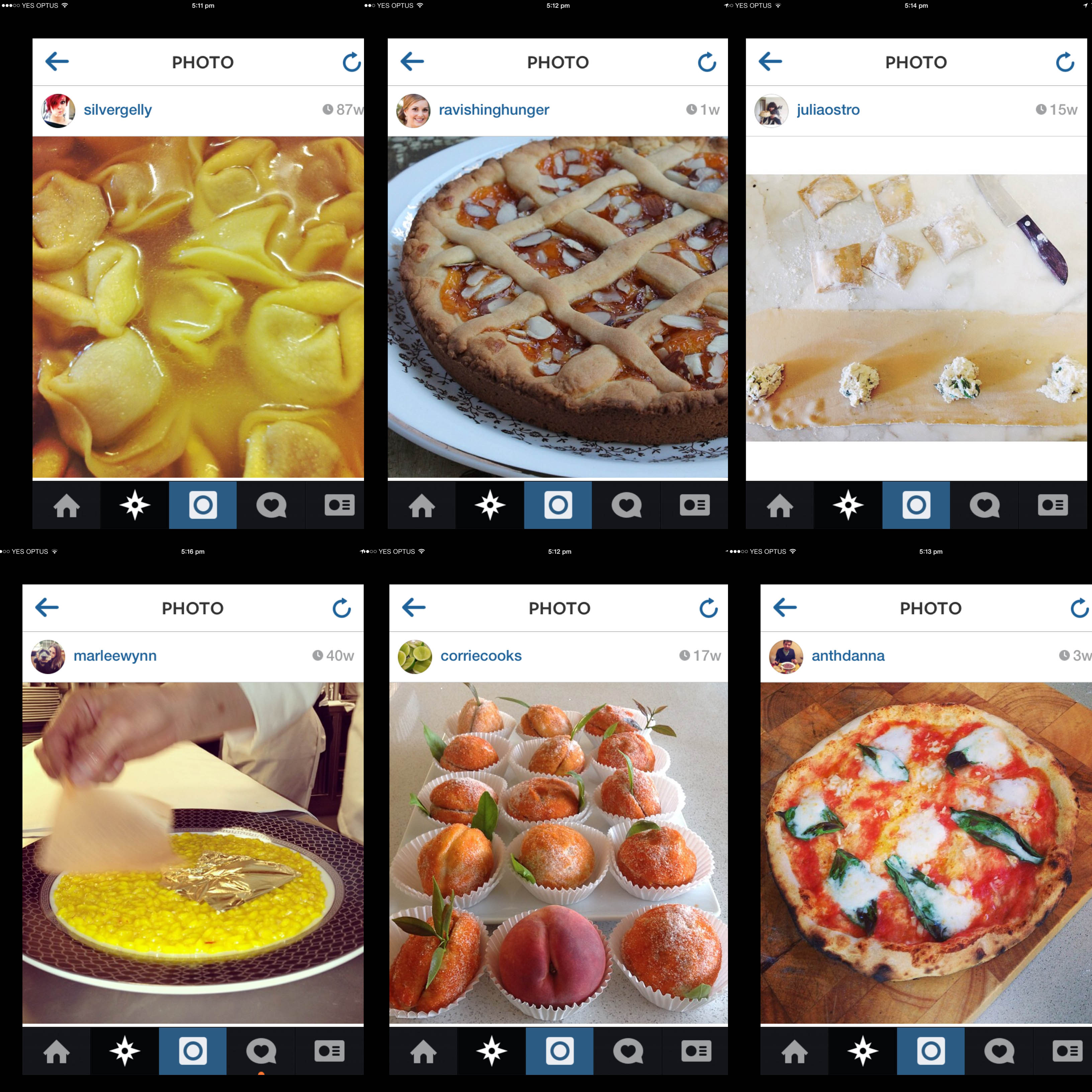 italy on my mind competition-italian food blog-selection of entries1