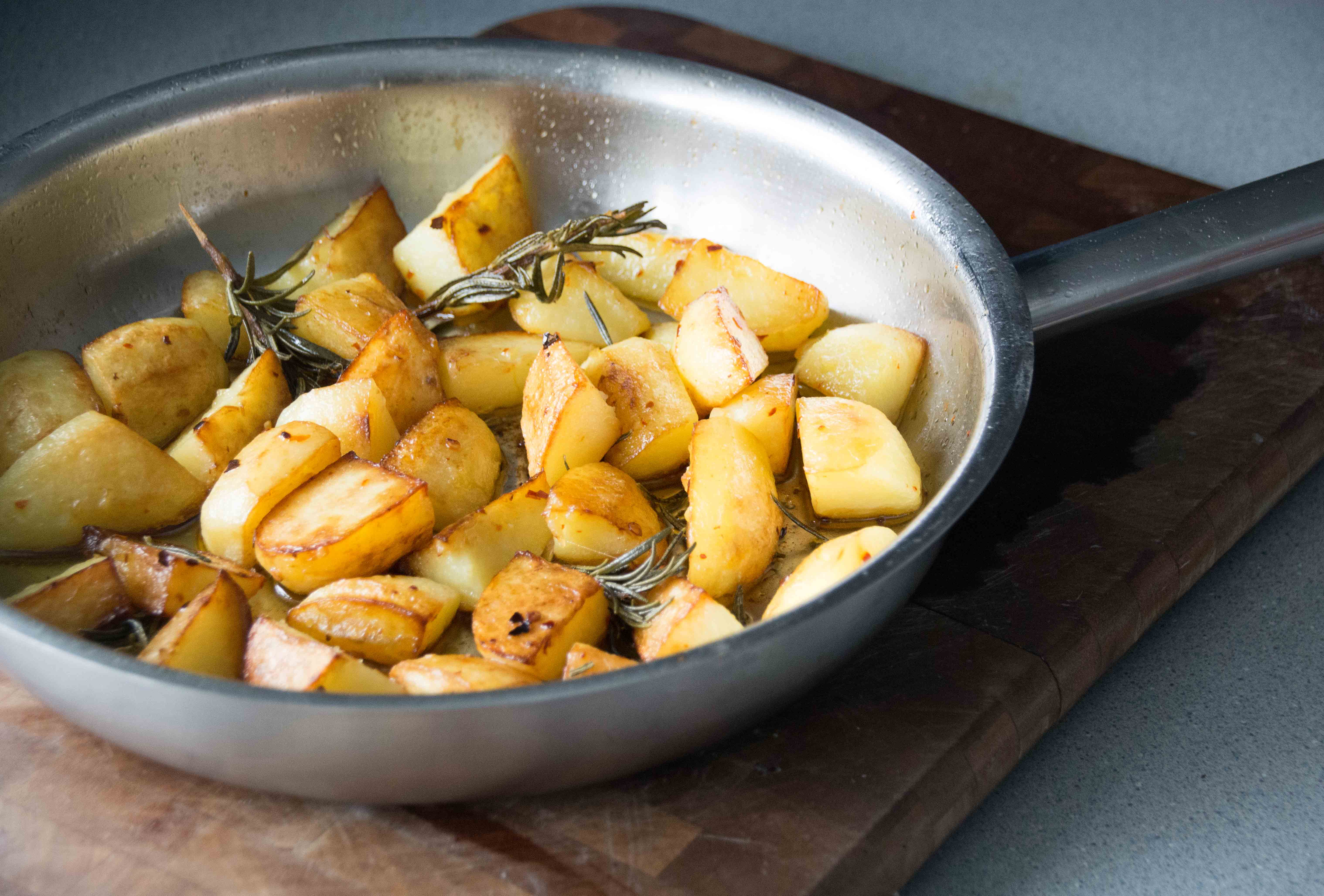 rosemary potatoes-italy on my mind