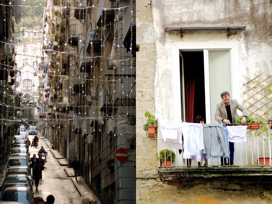 streets of Naples-Italy on my mind