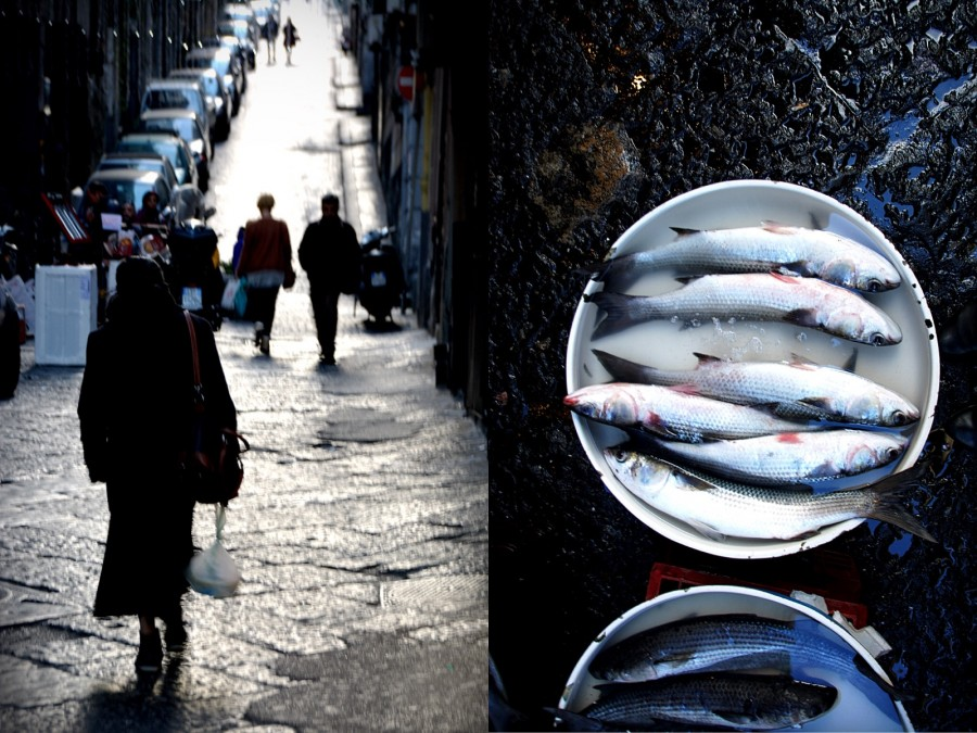 fish-Naples-shadows-Italy on my mind