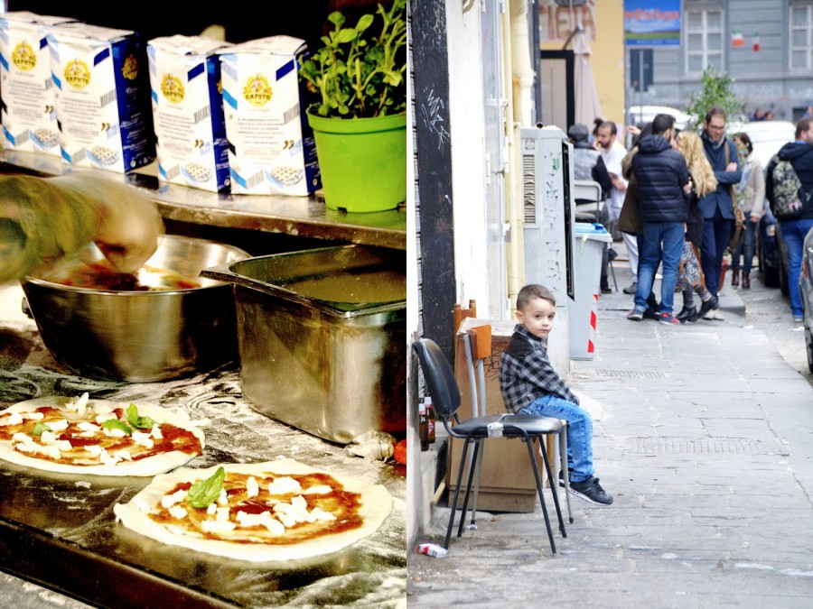 Napoli-pizza-Italy on my mind