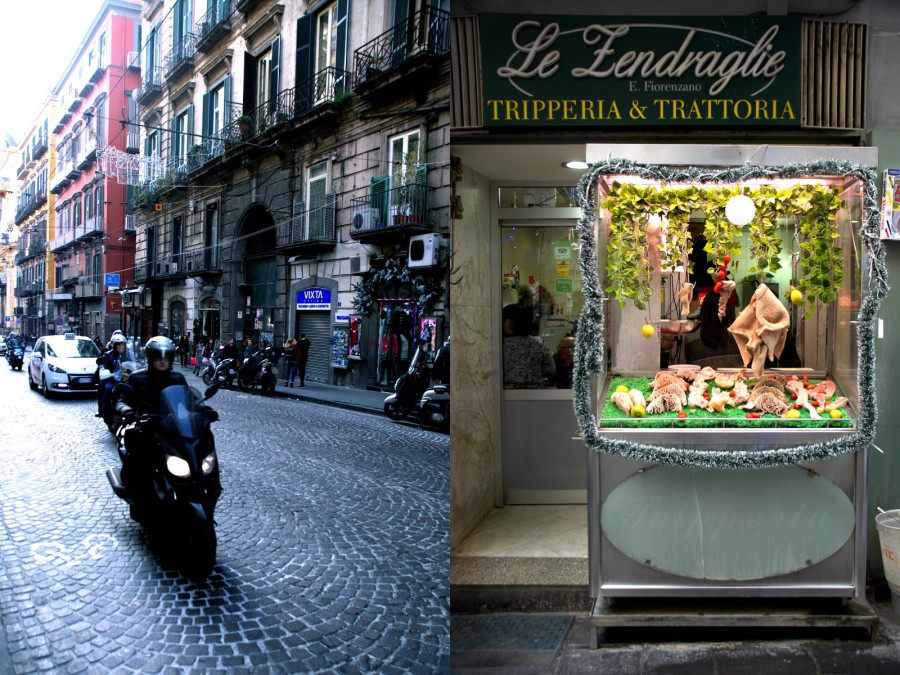 tripe-motorbike-Naples-Italy on my mind