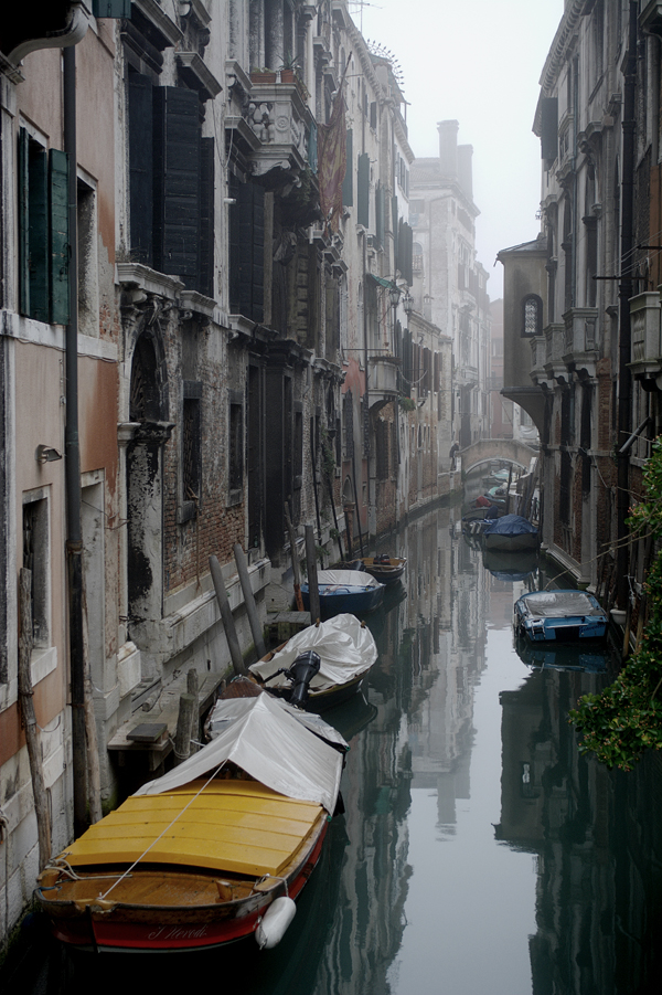 venice canal-italy on my mind