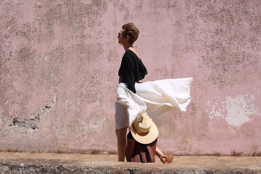 Tilda Swinton-a bigger splash-italy on my mind