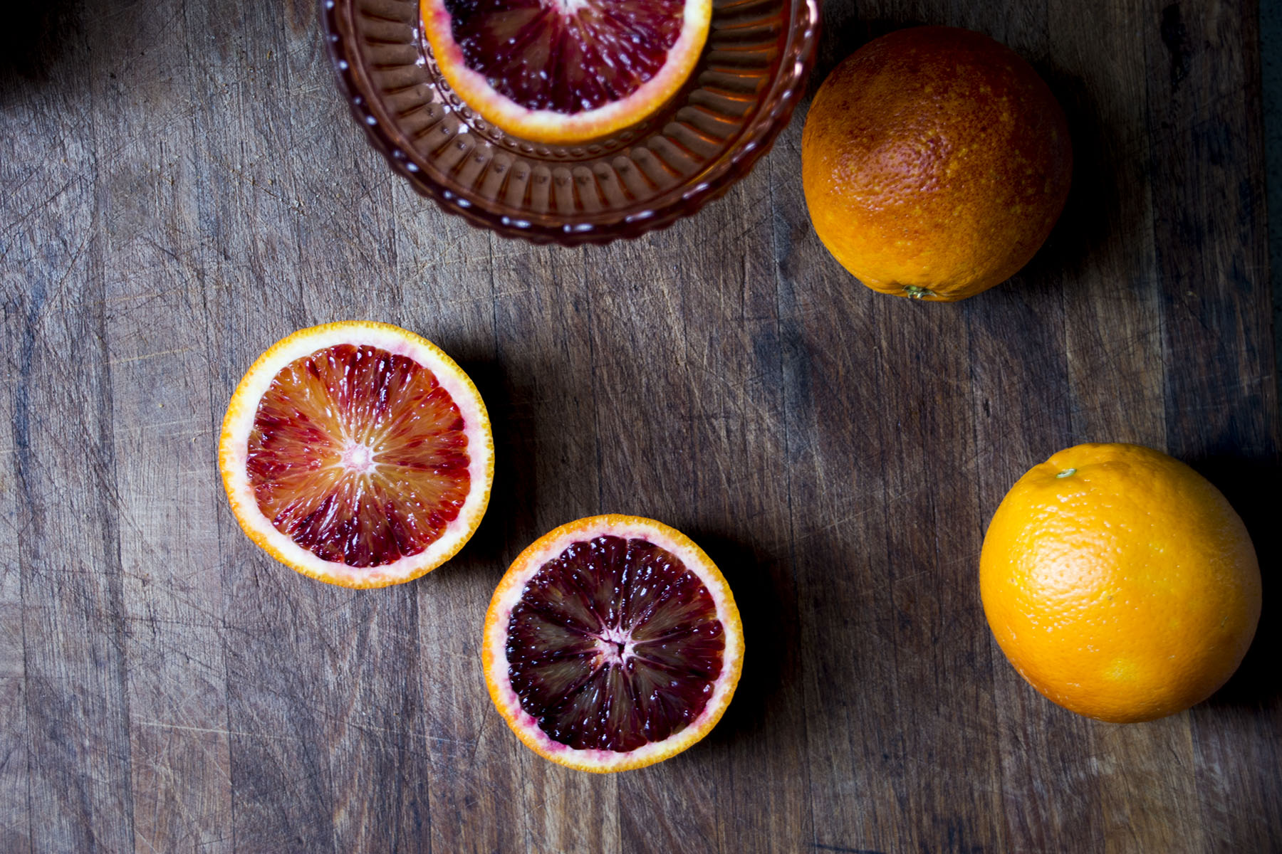 blood oranges-italy on my mind