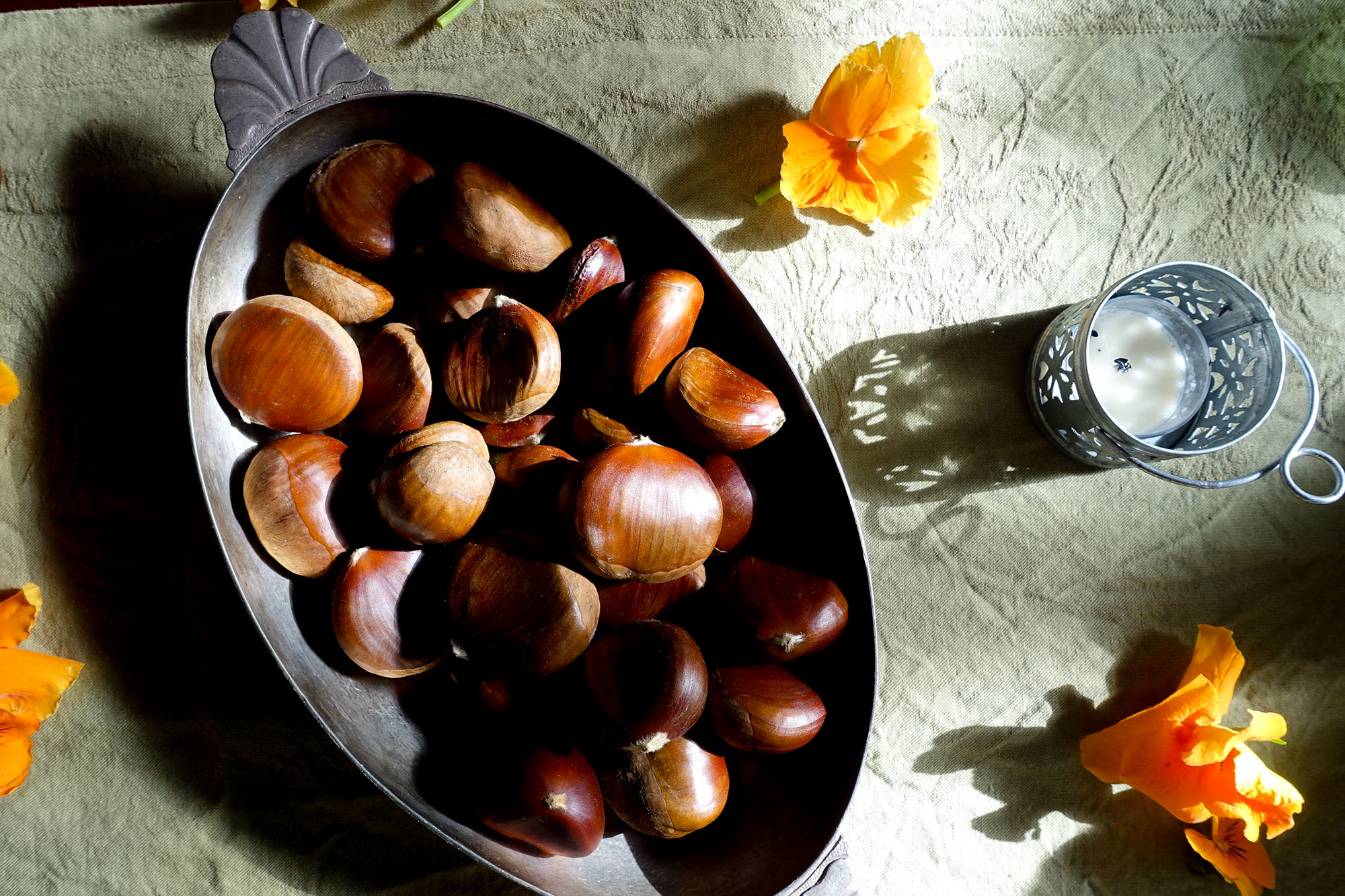 chestnuts-italy on my mind