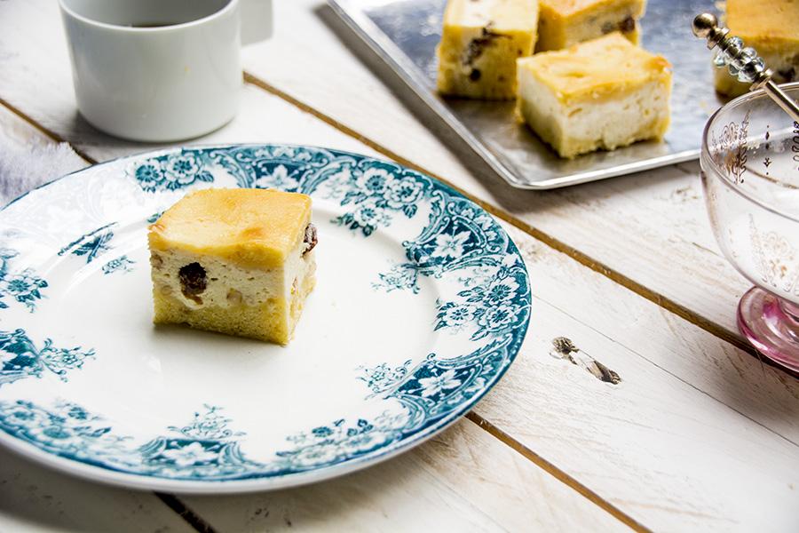 My love affair with cheese. Part 1 – Livia's ricotta cake