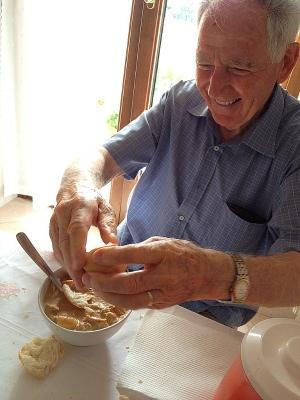 Breakfast part 2 – Monfalcone, Friuli Venezia Giulia