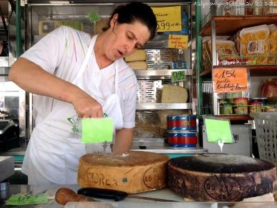 Asiago cheese – from the Veneto Region of Italy