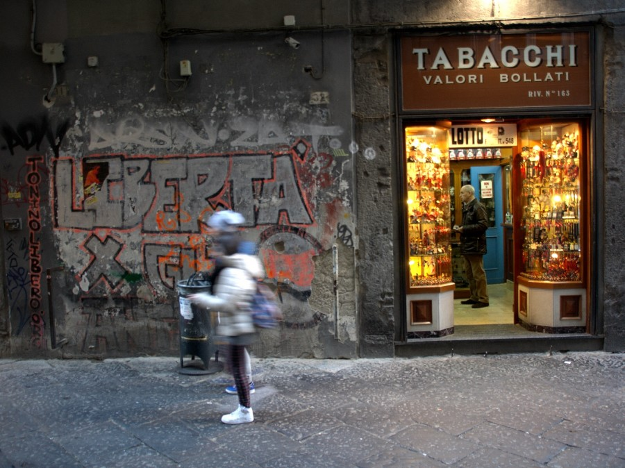 Napoli – the streets, the people, the food and the music