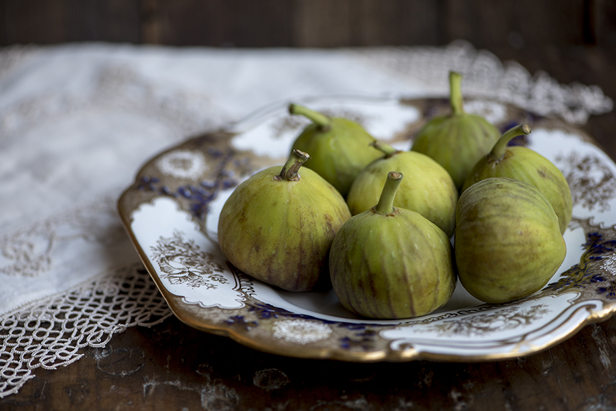 Figs, curds and backyard orchards